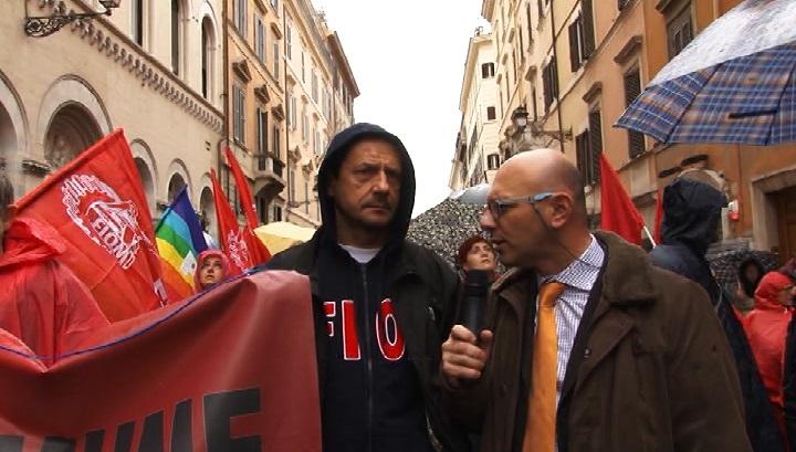 Fiom Intervista Rossi - Ph. Nigro/Francesconi